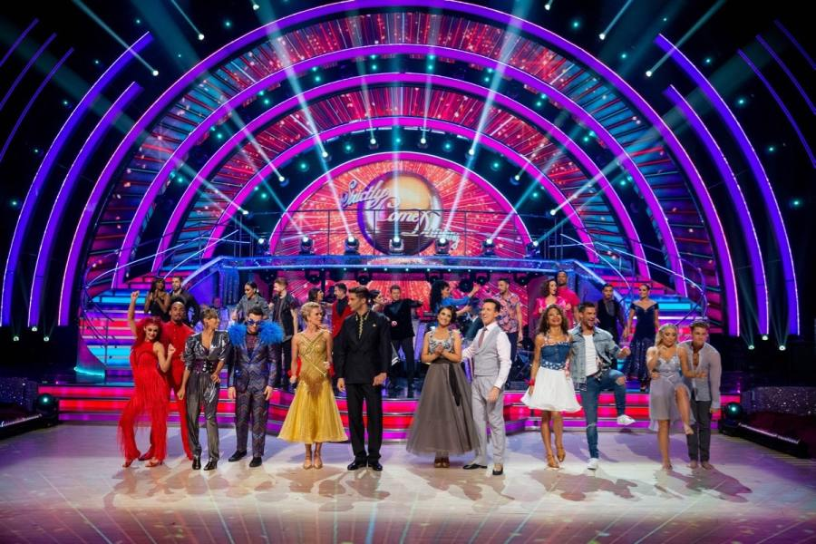 Strictly Come Dancing 2019 results