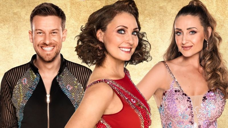 strictly come dancing glam 3