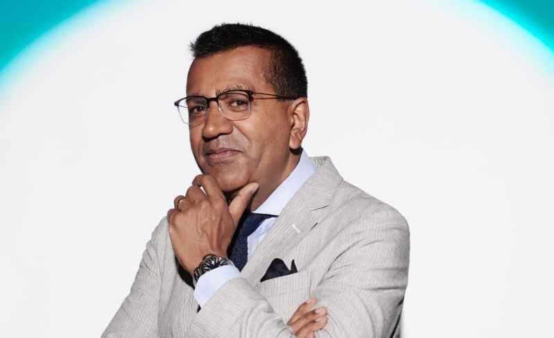 Martin Bashir - TV news journalist