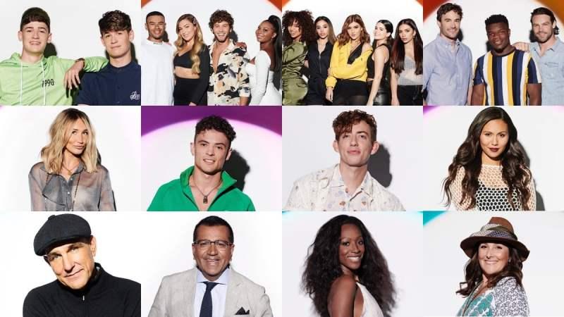 x factor 2019 finalists