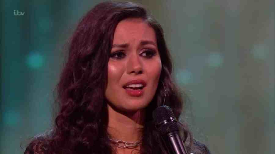 x factor results olivia 1 c