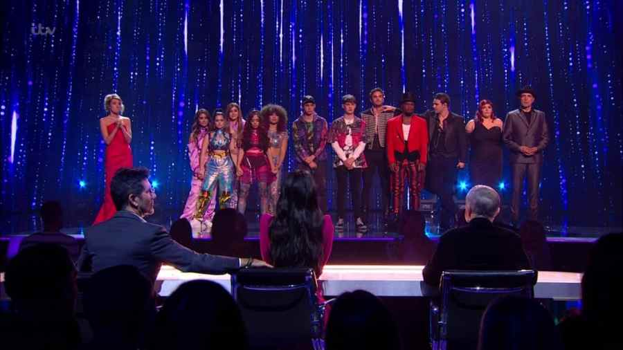 celebrity x factor 2019 results tx5 1