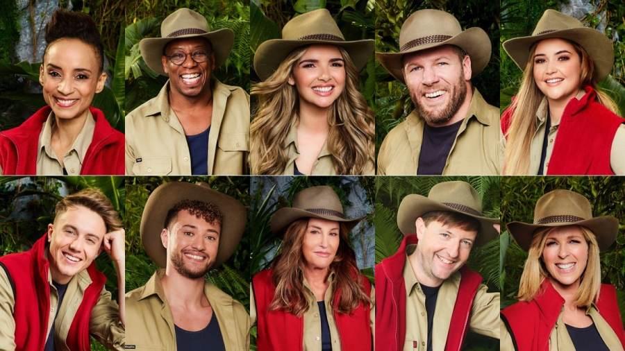 im a celebrity 2019 line up cast