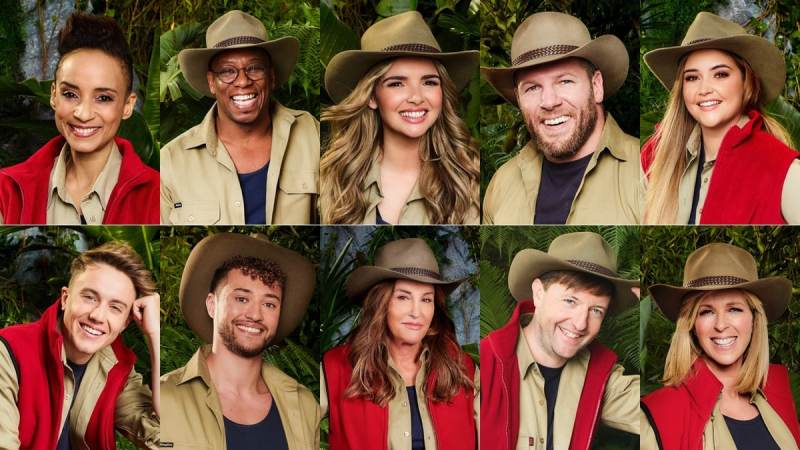 im a celebrity 2019 line up cast