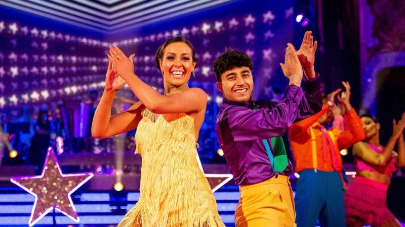 Strictly Come Dancing 2019 - TX9 LIVE SHOW
