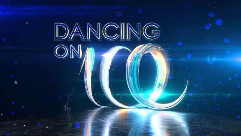 Dancing On Ice 2020 logo