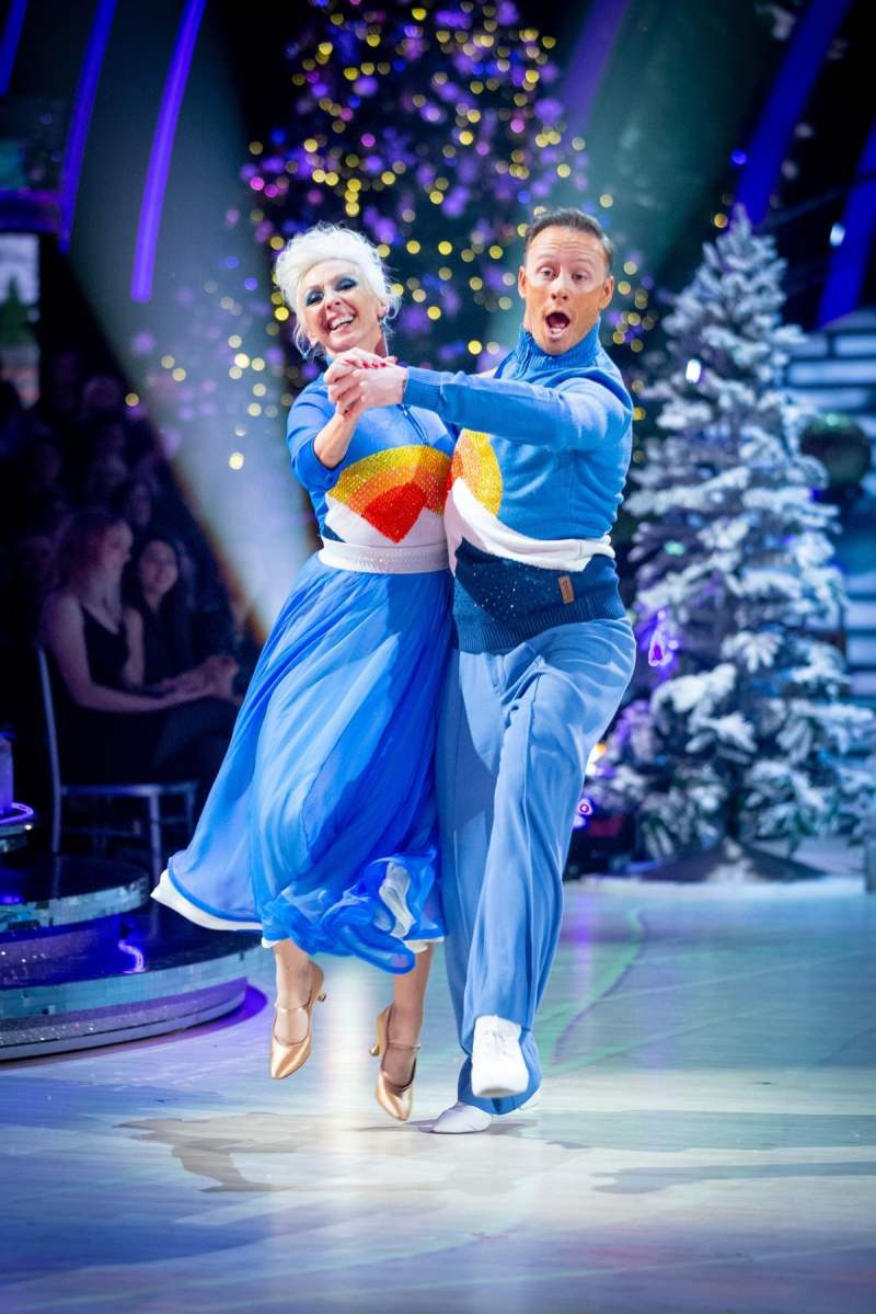 Debbie McGee, Kevin Clifton