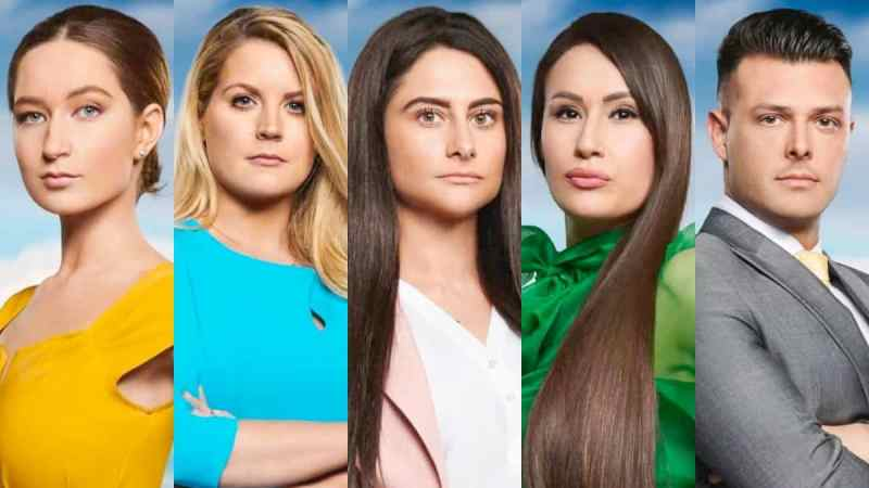 the apprentice 2019 final five