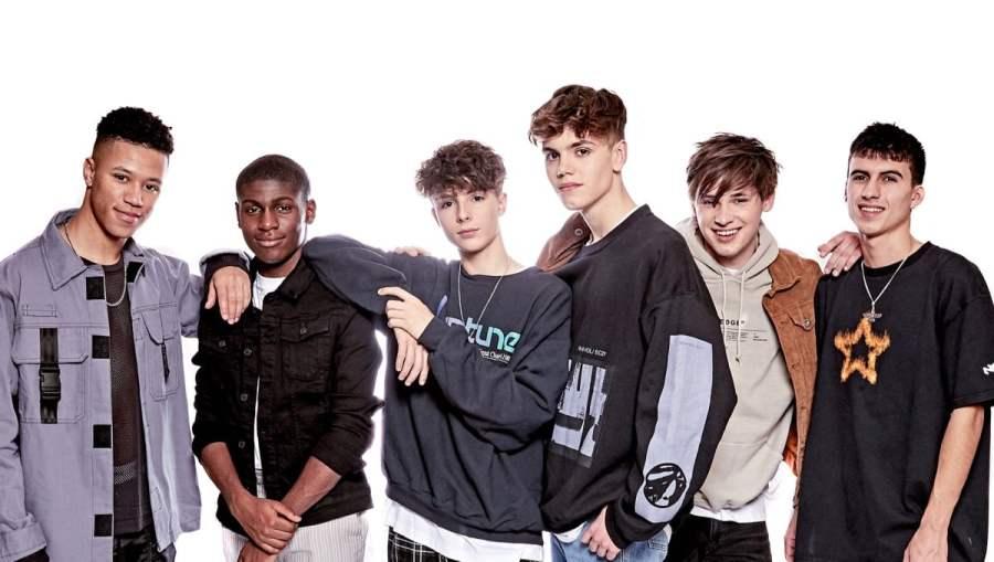 X Factor: The boy band