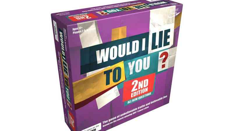 would i lie to you game