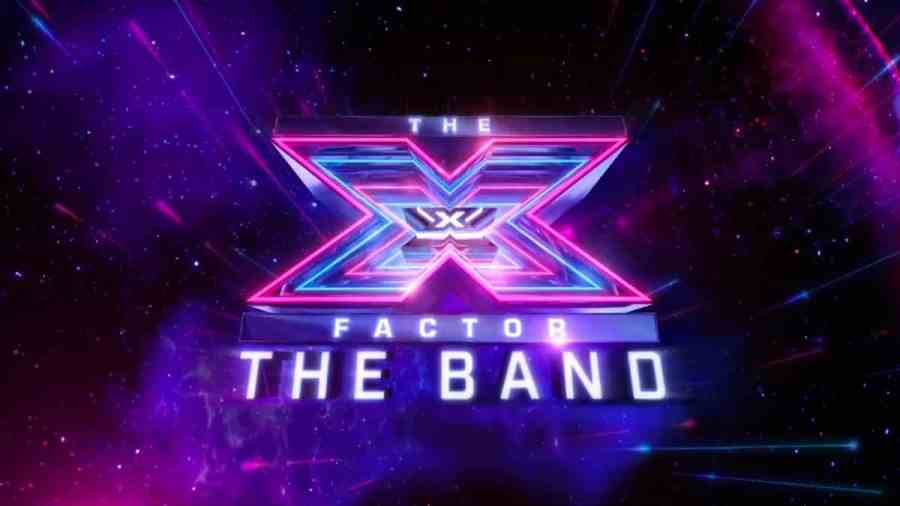 x factor the band - 4
