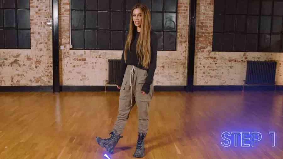 cheryl dance masterclass