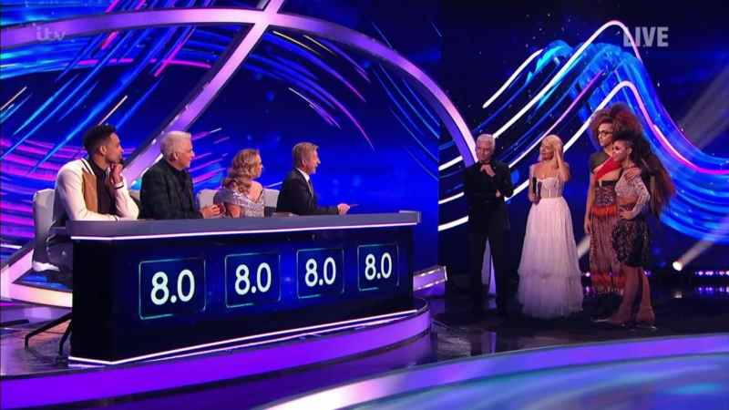 dancing on ice 2020 results week 3