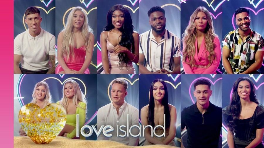 love island 2020 cast