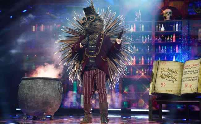 The Masked Singer Uk First Look At Opening Episode Who
