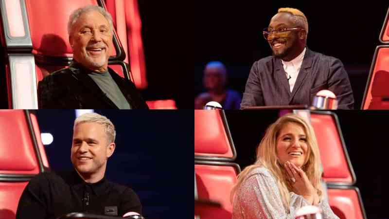 the voice uk 2020 coaches