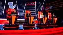 The Voice UK: SR4: Ep1 on ITV