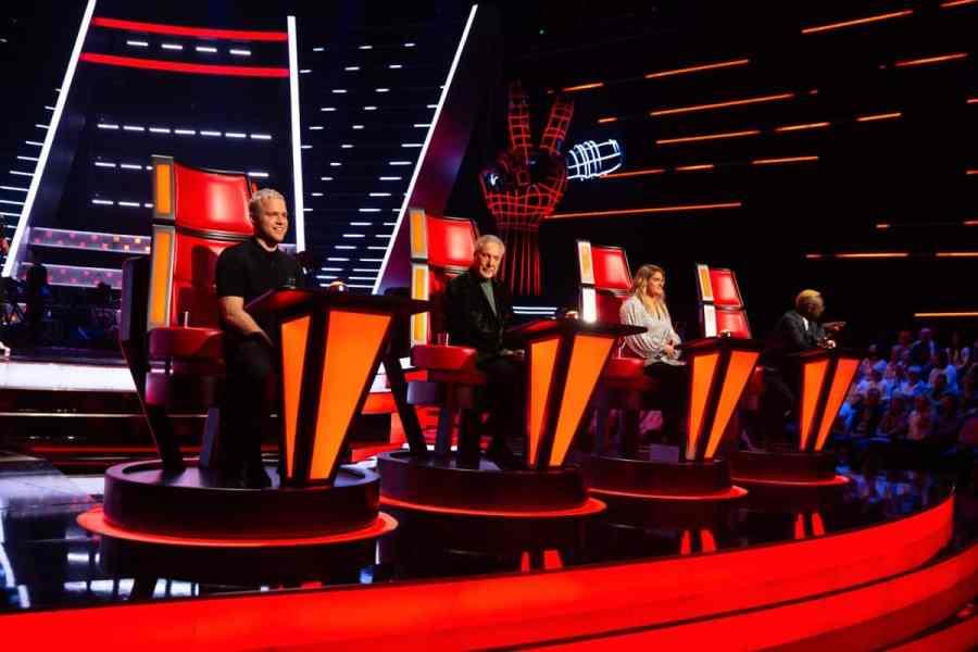The Voice UK: SR4: Ep4 on ITV