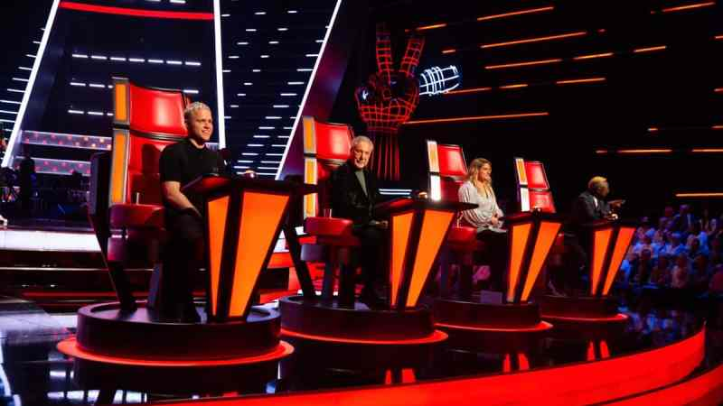 The Voice UK: SR4: Ep4 on ITV