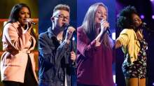 the voice uk week 2
