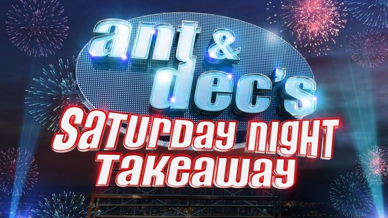 Ant & Dec's Saturday Night Takeaway 2020