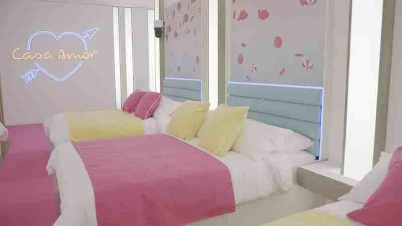 Casa Amor: Bedroom.