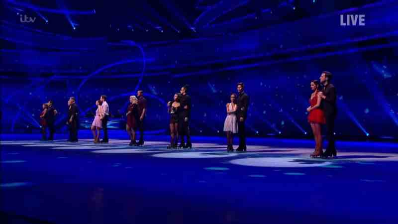 dancing on ice 2020 results k1 a