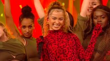 ella eyre the greatest dancer
