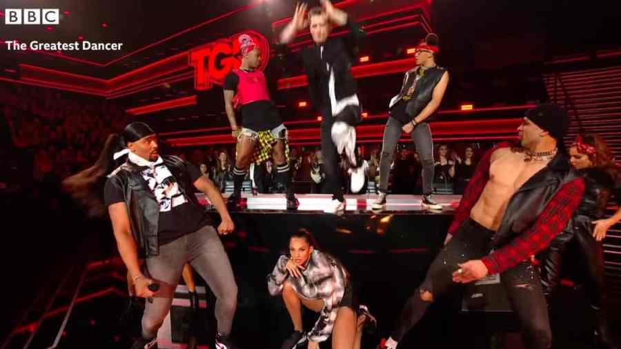 the greatest dancer diversity performance