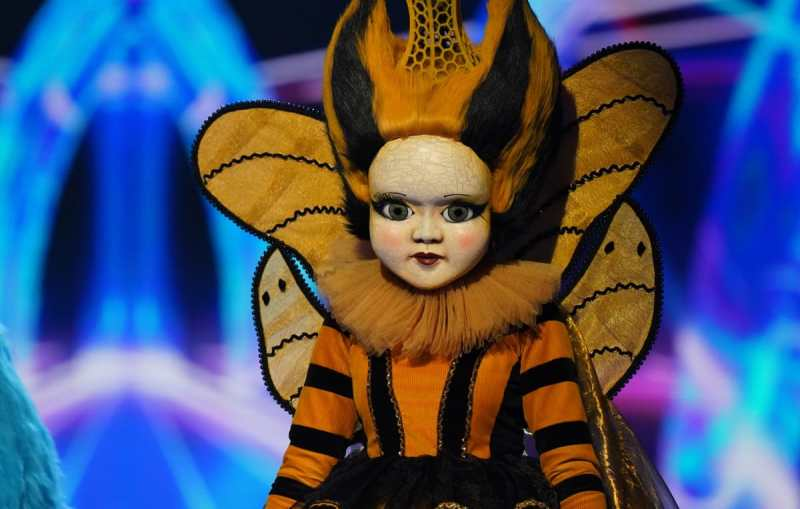 The Masked Singer: Ep7 on ITV