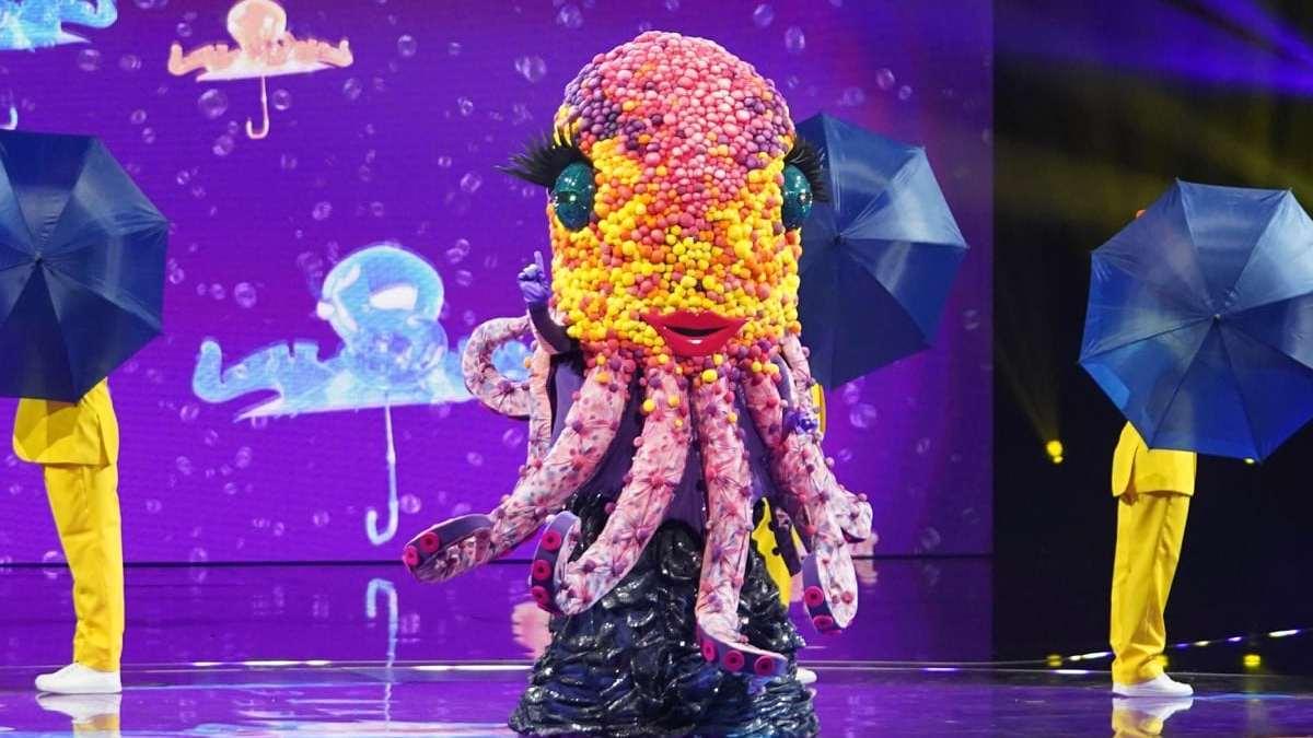 The Masked Singer Oktopus