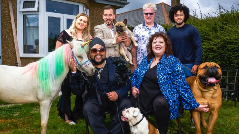 THE PET TALENT AGENCY: BARKING MAD