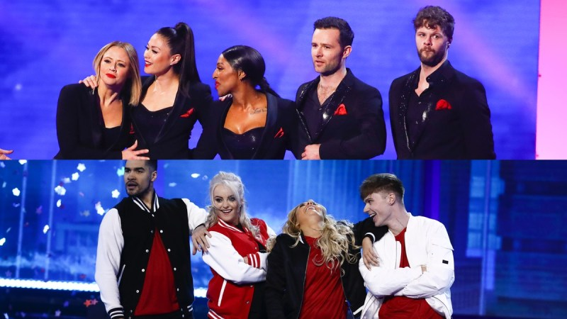 The Greatest Dance Celebrity special Sport Relief line up