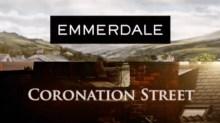 corrie emmerdale soaps