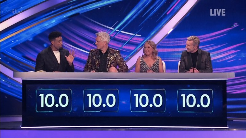 dancing on ice 2020 results final