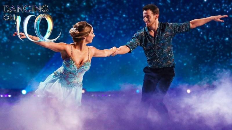 dancing on ice semi final joe
