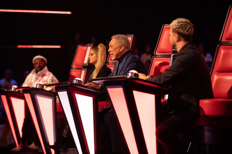 The Voice UK knockouts