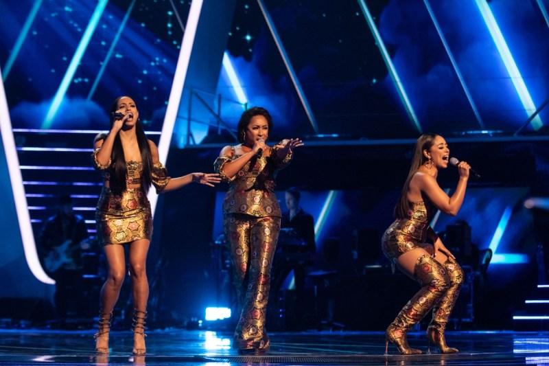 Team Tom: So Diva perform.