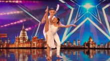 bgt Billy and Chantelle
