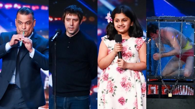britains got talent 2020 week 7 acts