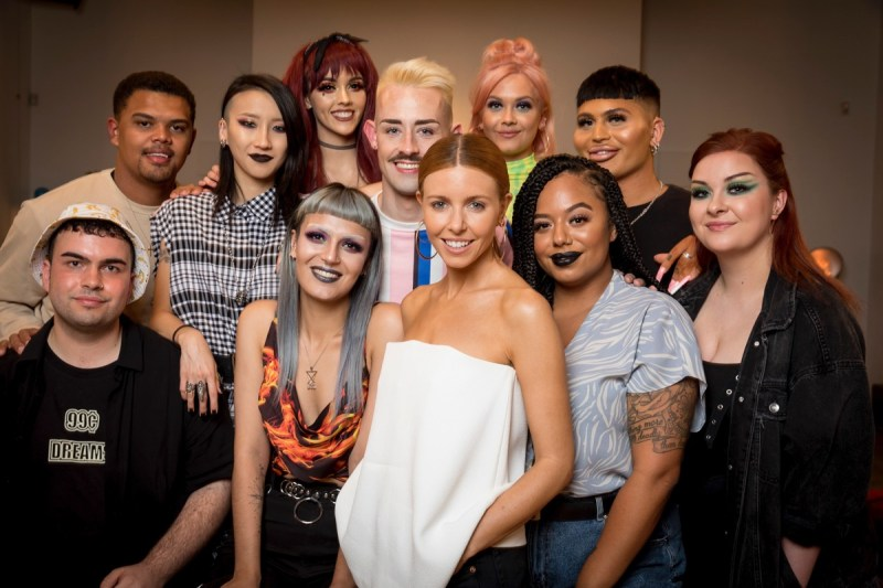 Glow Up Season 2 contestants and results