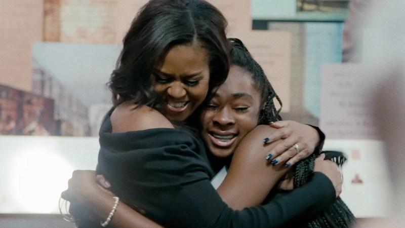 netflix Michelle Obama doc release date