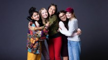 The Baby-Sitters Club release cast netflix