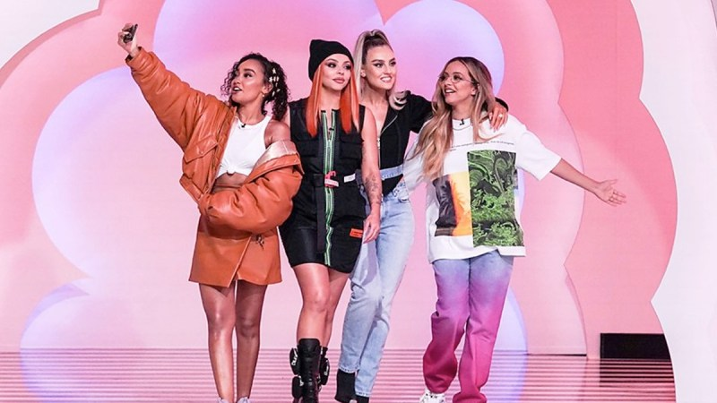 little mix the search start