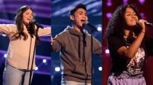 the voice uk contestants week 2
