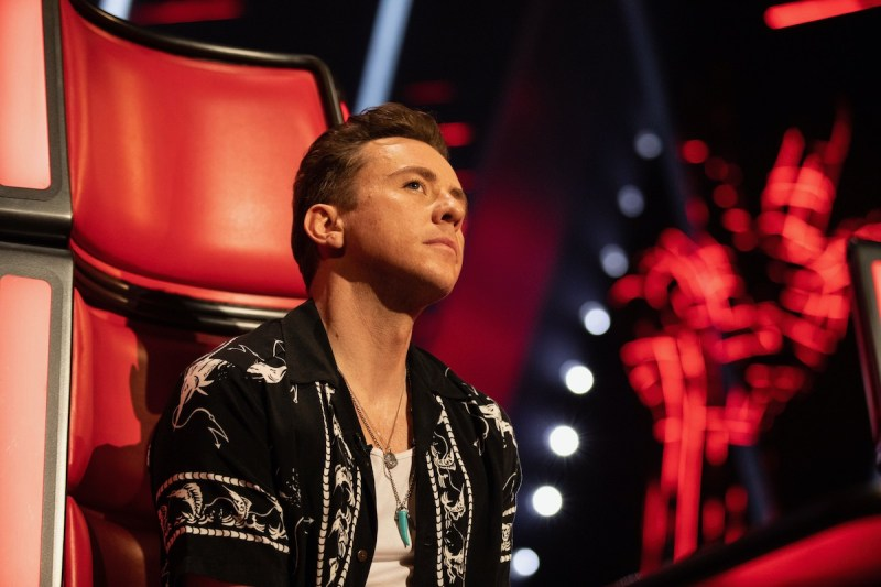 Danny on The Voice Kids