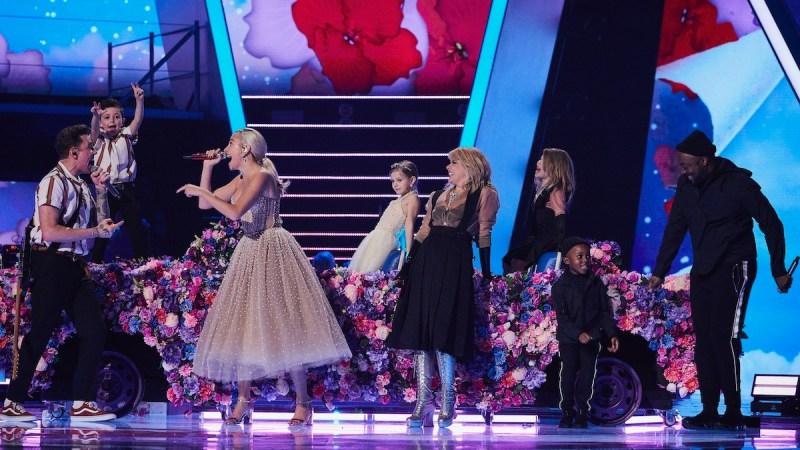 The Voice Kids: SR4: Ep1 on ITV