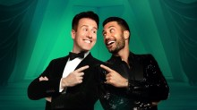 Anton Du Beke and Giovanni Pernice