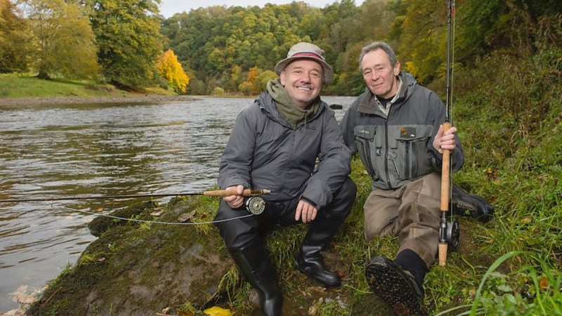 Mortimer Whitehouse Gone Fishing series 3