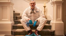 The Cleaner greg davies